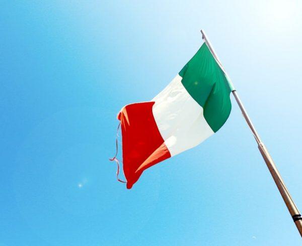 Det italienske flagget